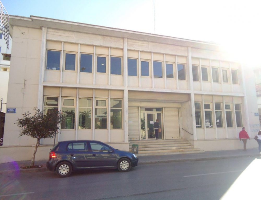Intersection of 47 Iasonos St., Ipirou and Pavlou Mela Streets, Municipality of Volos, Magnisia Prefecture