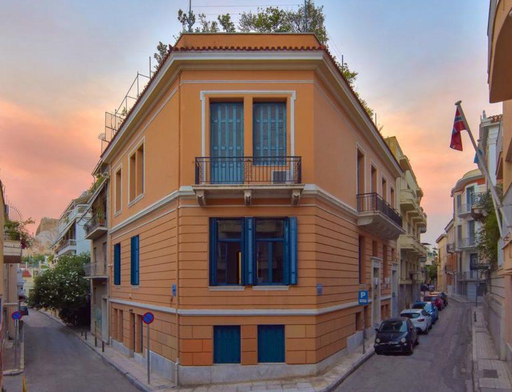 12, Monis Asteriou, Plaka, Athens