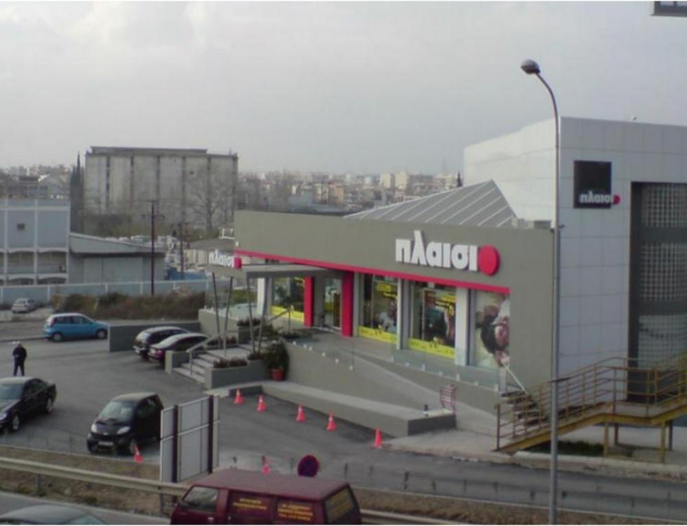 Εσωτερική Περιφερειακή οδός Θεσσαλονίκης & Αμυγδαλέας, Νέα Ευκαρπία, Θεσσαλονίκη